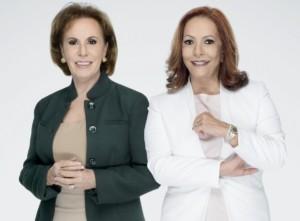 Janete Vaz e Sandra Costa