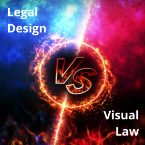 Legal Design ou Visual Law?